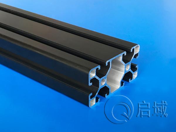黑色铝型材QY-8-4080A