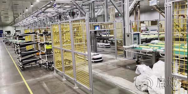 小贴士:3种工业铝型材围栏安装固定方式
