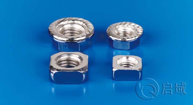 QY-法兰螺母、四方螺母