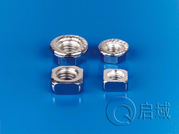 QY-法兰螺母/四方螺母