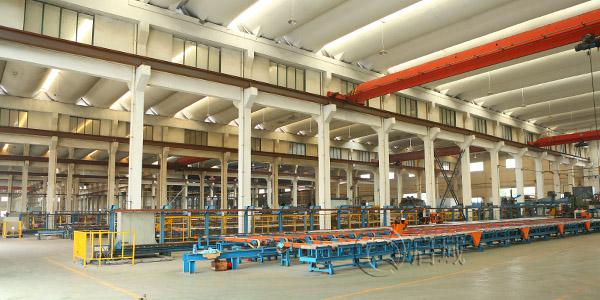 工业铝型材加工厂家