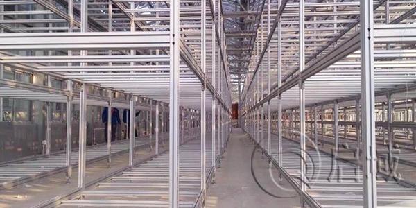 工业框架铝型材厂家案例分享