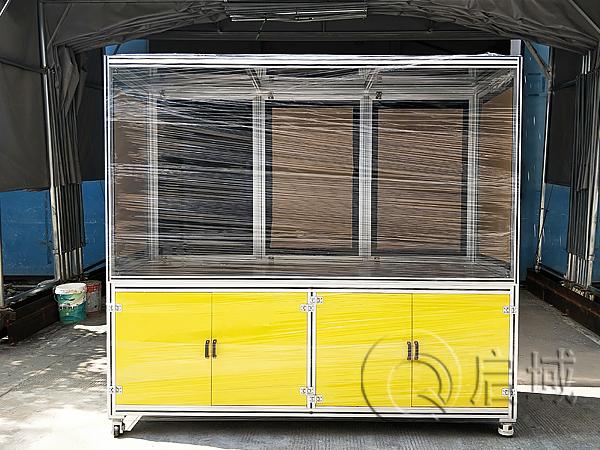 工业铝型材机柜